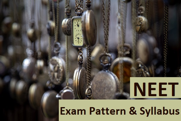 NEET 2021 Exam Pattern & Syllabus by Darwin