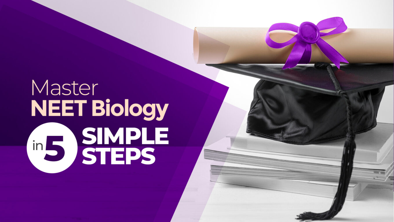 How to prepare for NEET Biology