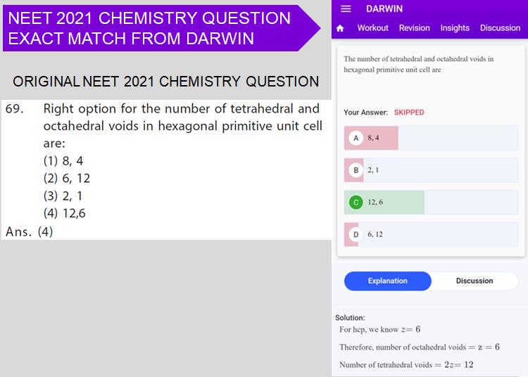 NEET Chemistry Question