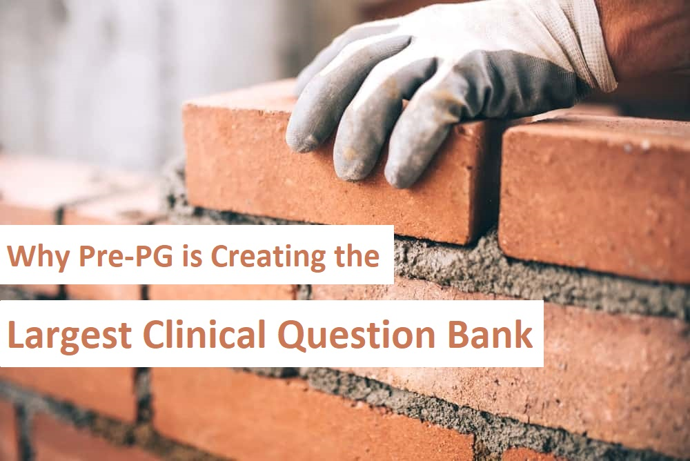 Largest Clinical Question Bank for PG Medical Preparation