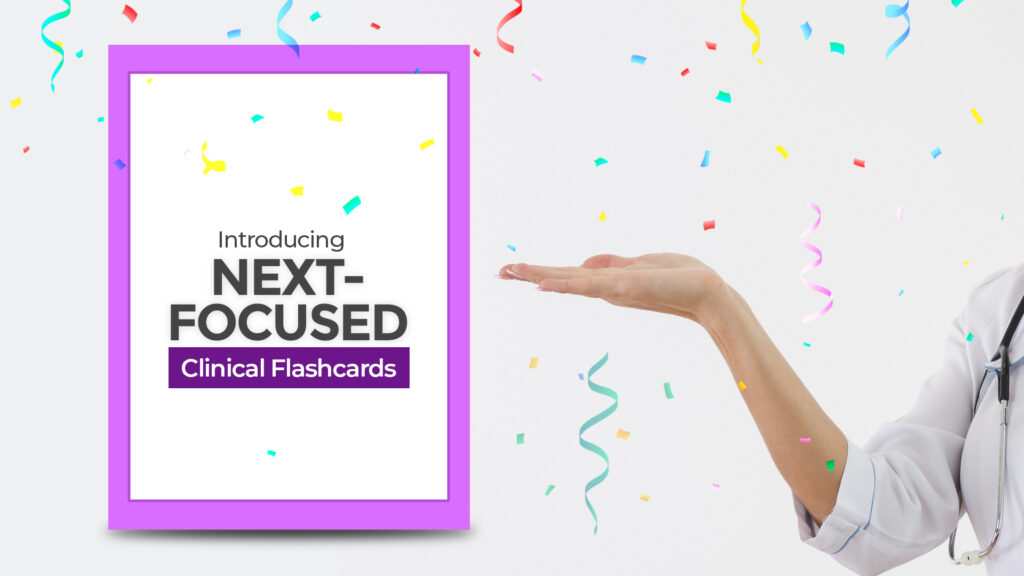 NEXT-Focused Clinical Flashcards for NEET PG preparation